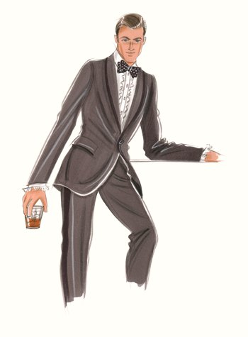 Fashion Illustrationman